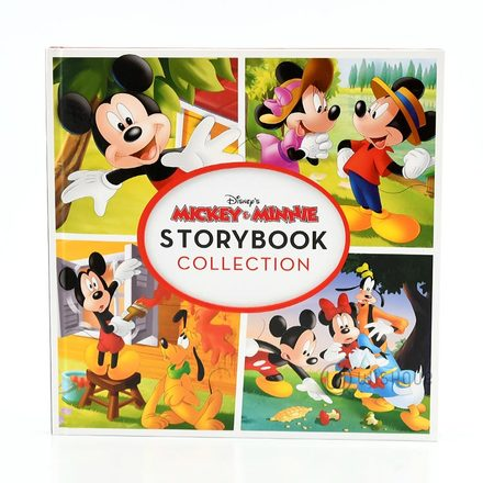 Disney 's Mickey & Minnie Story Book Collection