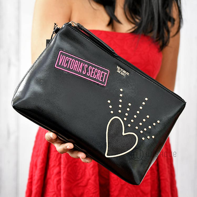 Victoria's Secret Graffiti Fragrance and Patch Pouch Gift Pack