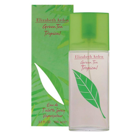 Elizabeth Arden Green Tea Tropical Eau de Toilette 100ml Spray