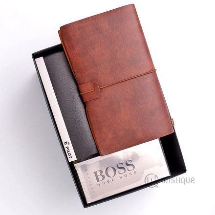 Embrace Like A Hugo-Boss Luxury Gift Set