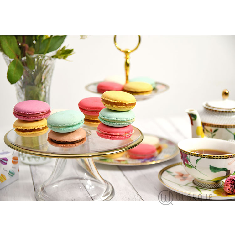 French Macarons Berry Gourmet Collection Box of 12