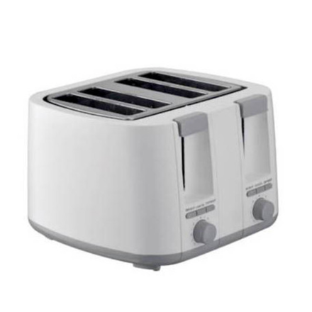 Abans 4 Slice Pop Up Toaster