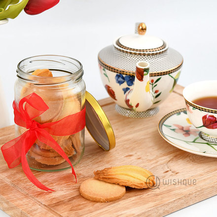 All Butter Cookie Jar
