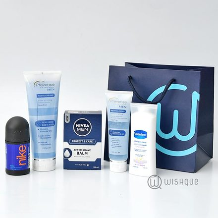 Mens' Shower Pack