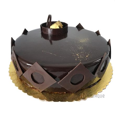 Ceylinco Life Double Chocolate Cake