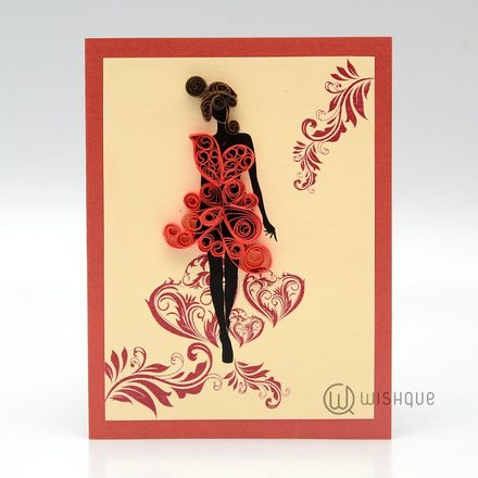 You Look Wonderful Tonight Greeting Card