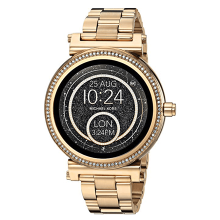 Michael Kors Access Sofie Touchscreen Smartwatch Gold MKT5037