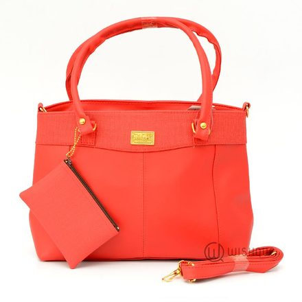 Nada's Original Red Handbag