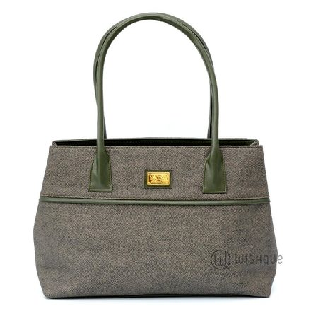NADA's Original Dark Green Shoulder Bag