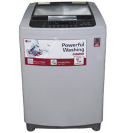 LG F/Auto Top Loader Washing Machine 10.5KG - LGWM1054MJ