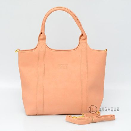 Delight Blush Carryall Tote