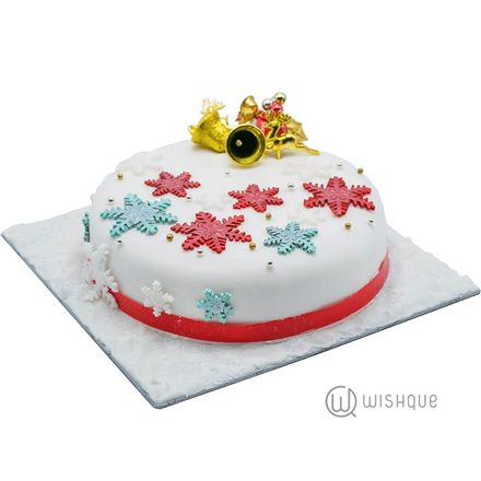 Traditional Christmas Cake by Mahaweli Reach
