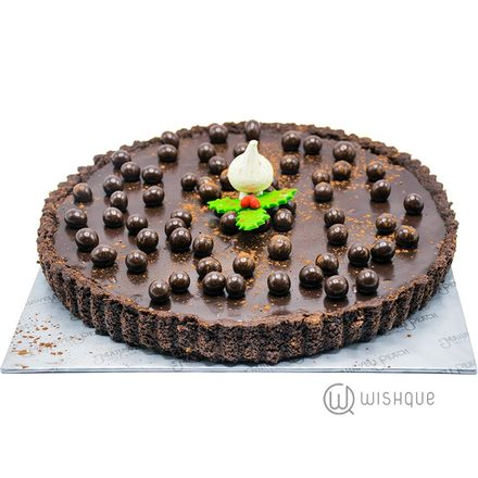X'mas Spiced Chocolate Torte By Mahaweli Reach