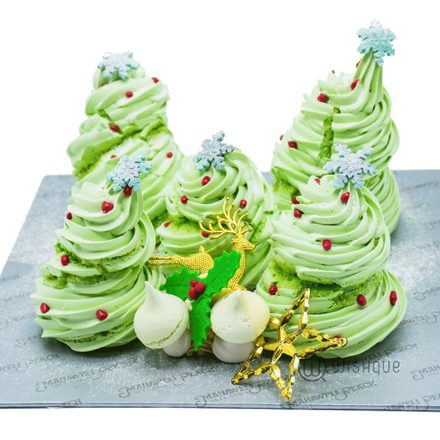 X'mas Meringue Tree 5pcs By Mahaweli Reach