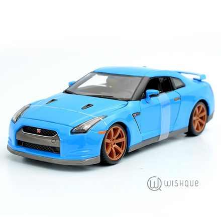 "2009 Nissan GT-R (R35) ""Official Licensed Product"""