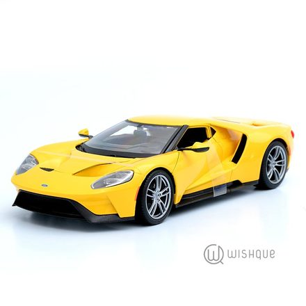 "2017 Ford GT ""Official Licensed Product"""