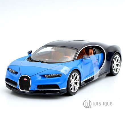 "Bugatti Chiron ""Official Licensed Product"""