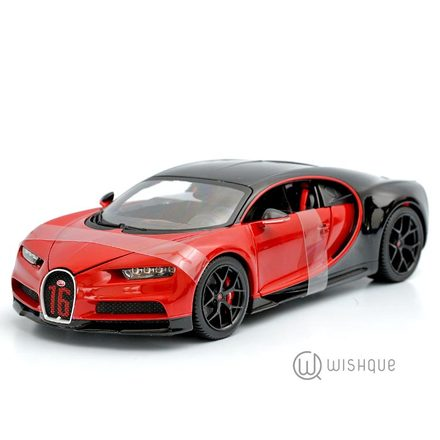 "Bugatti Chiron Sport ""Official Licensed Product"""