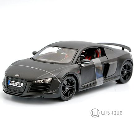 "Audi R8 GT ""Official Licensed Product"""