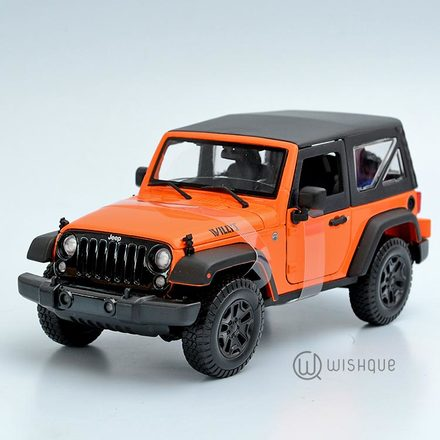 "2014 Jeep WRANGLER ""Official Licensed Product"""