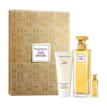 Elizabeth Arden 5th Avenue 3 Piece Gift Set 125ml