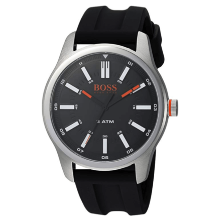 HUGO BOSS Men's DUBLIN Stainless Steel Quartz Watch