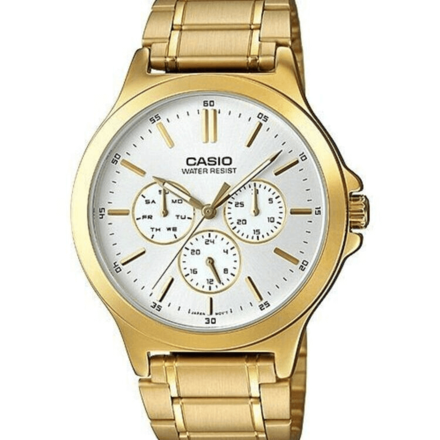 Casio  Analog Standard Men's Watch  MTP-V300G-7AUDF