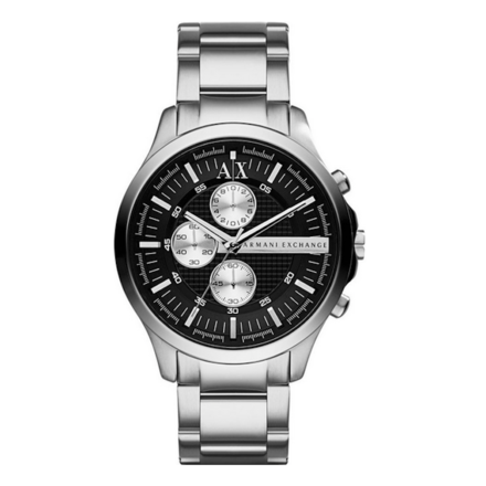 Armani Exchange Men's AX2152 Silver Watch