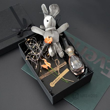 Lovely by Sarah Fairy Lights Gift Box