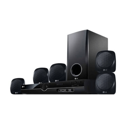 LG 5.1 DVD Home Theater - 330W