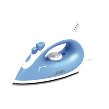 Abans Steam Iron (Violet Blue)