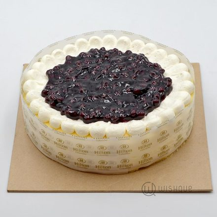 Blueberry Cheesecake by Hilton