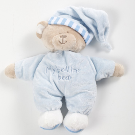 My Bedtime Bear - Blue
