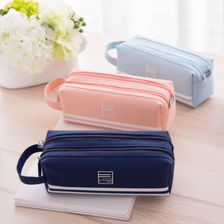 Multilayer Pencil Case