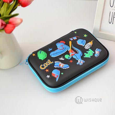 Dinosaur Multifunctional Pencil Case