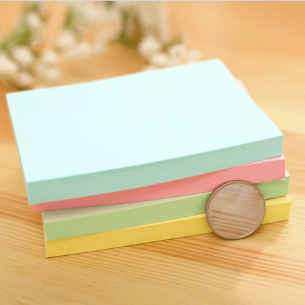Sticky Notes 4 Colours Pack