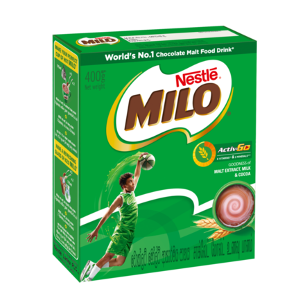 Nestle MILO 400g Bag in Box
