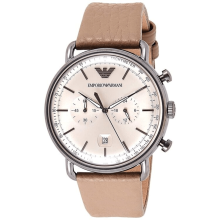 Emporio Armani Mens Dress Watch AR11107
