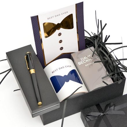 Best Dad Ever Luxury Gift Set