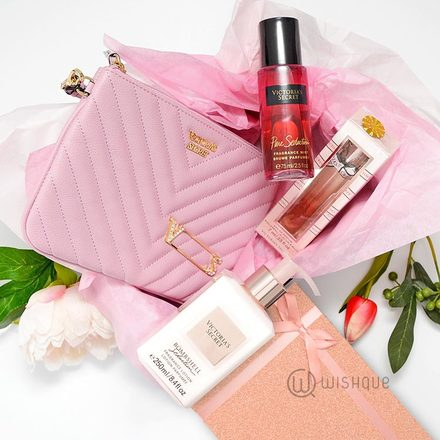 Victoria's Secret Bombshell Plum Luxury Gift Pack