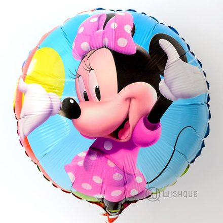Minnie Mouse Party Foil Balloon