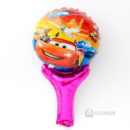 Cars Party Foil Balloon