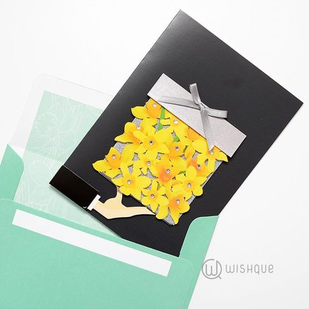 Surprise Gift Greeting Card