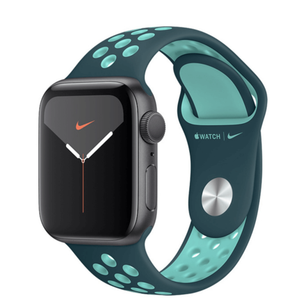 Apple Watch Series 5 Space Grey Aluminium 40mm Case with Nike Sport Band