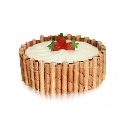 Strawberry Wafers Cake2.2lbs