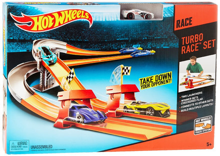 Hot Wheels 3 in 1 Track Assortment