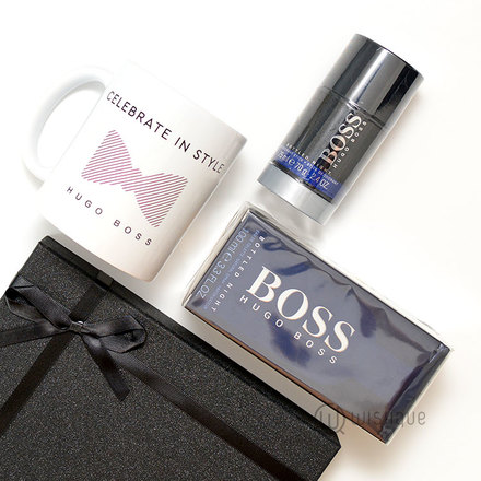 Hugo Boss Bottled Night Luxury Gift Set