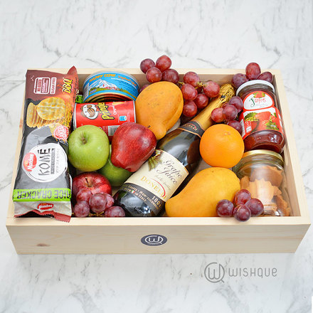 Fruity Celebration Gourmet Hamper
