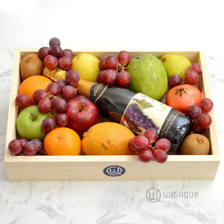 Tropical Indulgence Gourmet Fruit Hamper