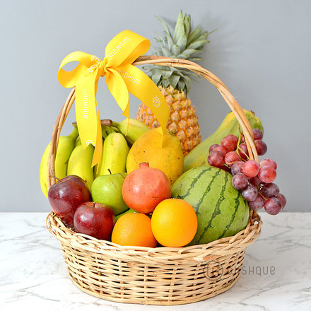 Tropical Delight Fruit Basket